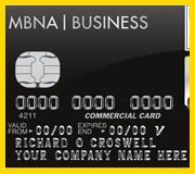 business black card